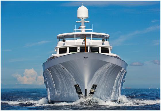 La división Yacht Coatings de AkzoNobel se asocia con la Fundación Water Revolution