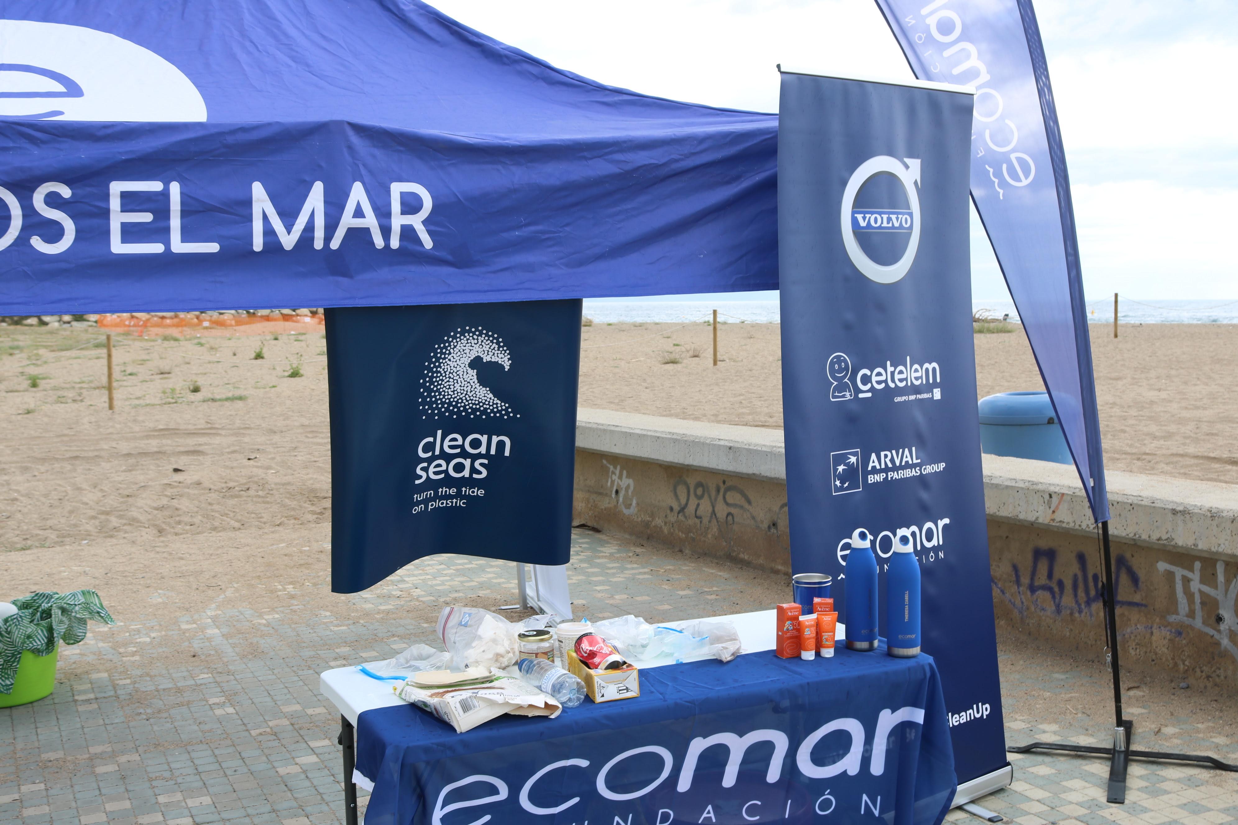 ECOMAR entra a formar parte del programa de Naciones Unidas Clean Seas