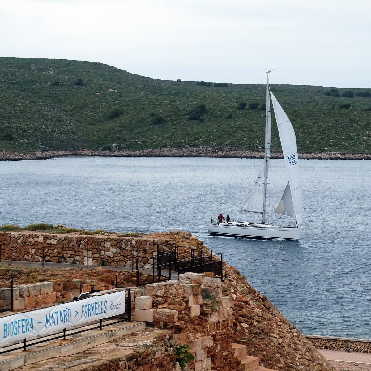 VIII Regata Menorca Reserva de la Biosfera