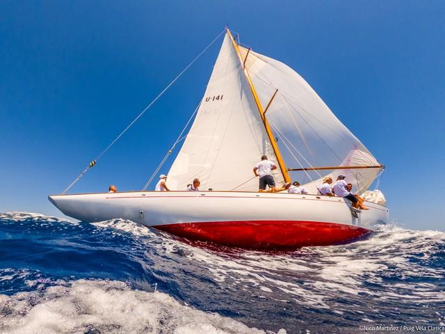 Yanira y Fjord III ganan la XIV regata Puig Vela Clàssica