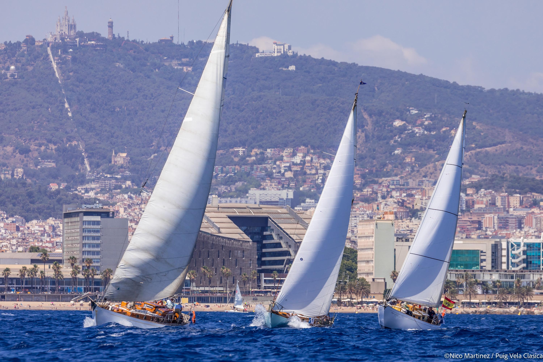 XIV regata Puig Vela Clàssica 1