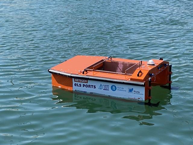 drones acuáticos