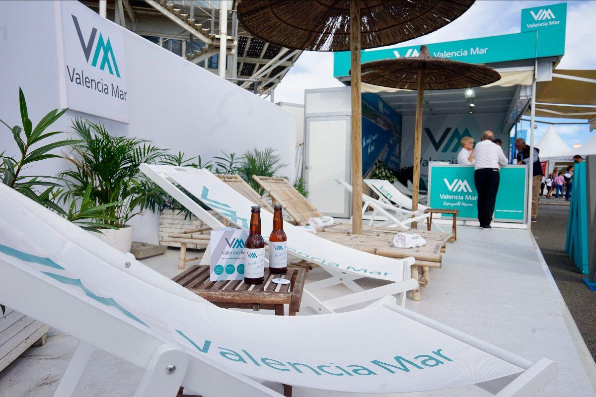 Valencia Mar renueva su colaboración con el Valencia Boat Show by Insurnautic
