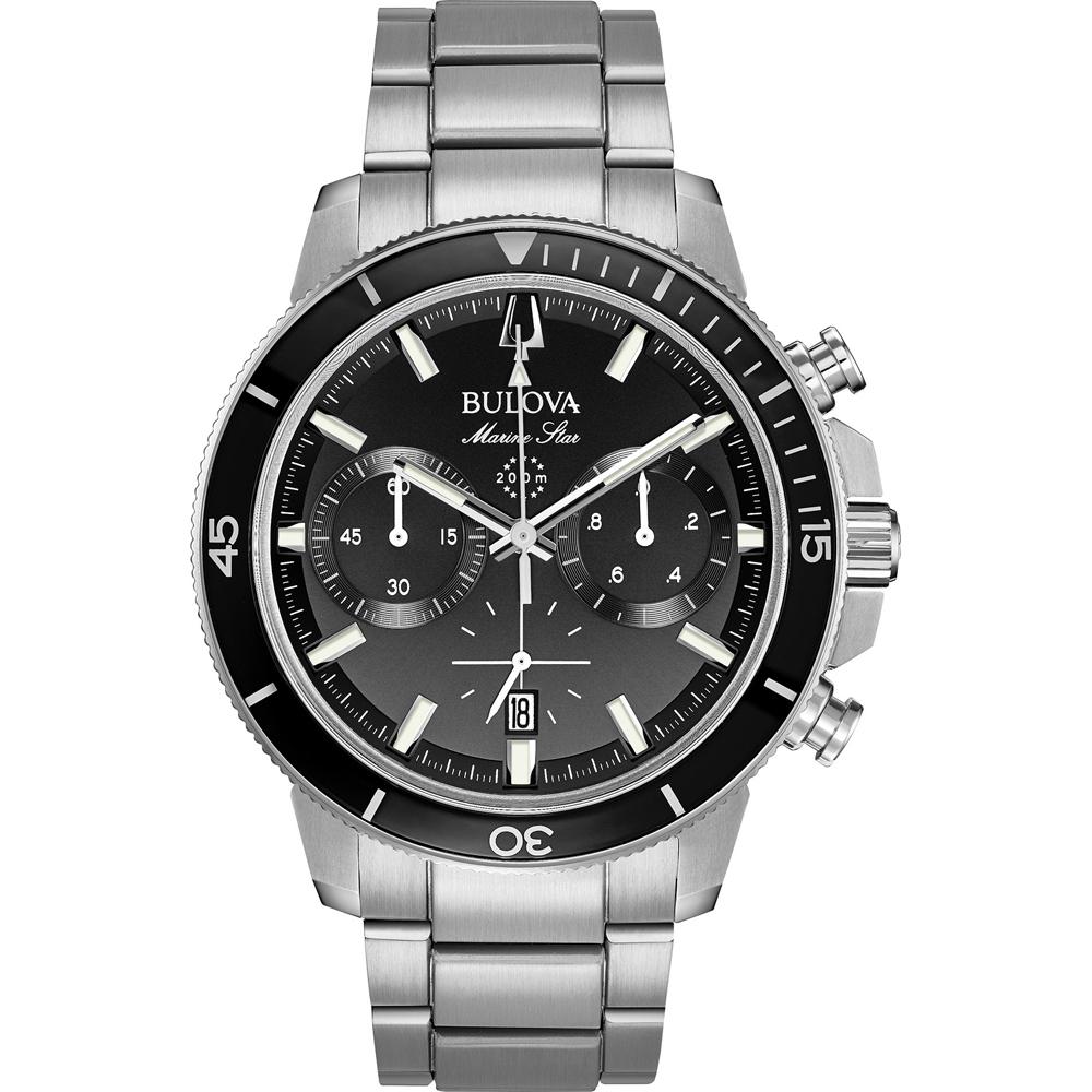 5 relojes para el mar - Bulova Marine Star
