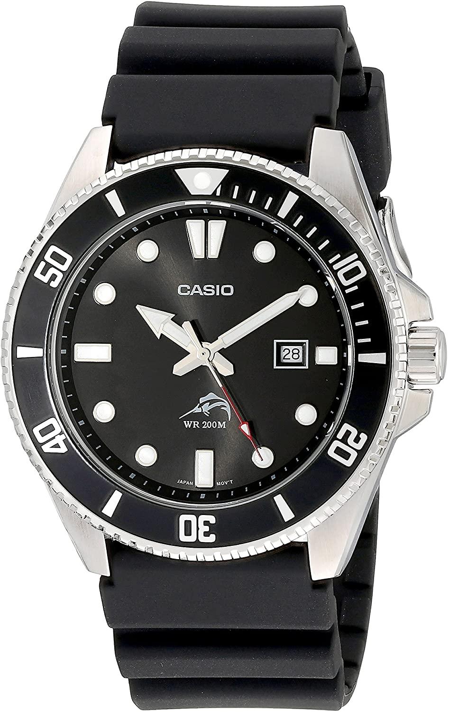 5 relojes para el mar Casio Marlin