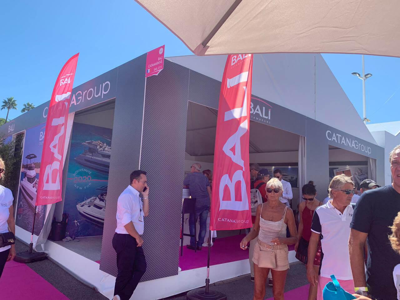 BALI vuelve a Cannes