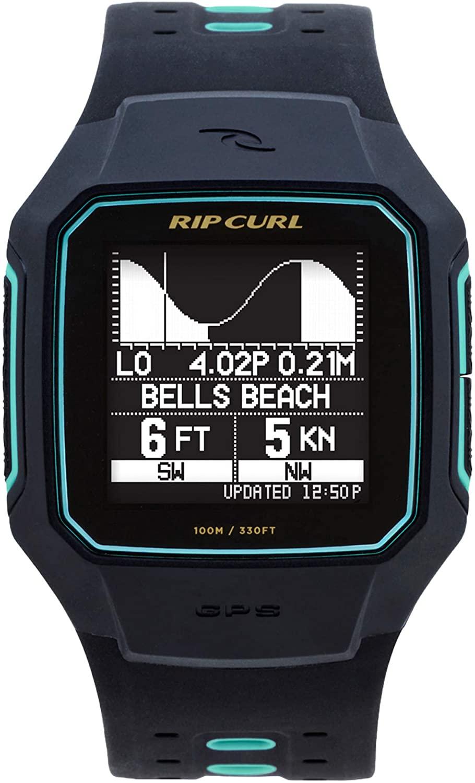 5 relojes para el mar - Rip Curl Search GPS Series 2