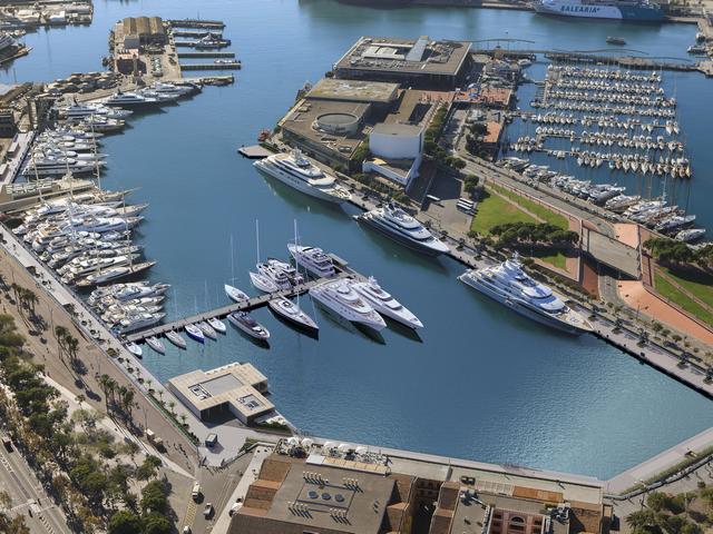Marina Port Vell Barcelona Plan de inversión de 20 millones de euros