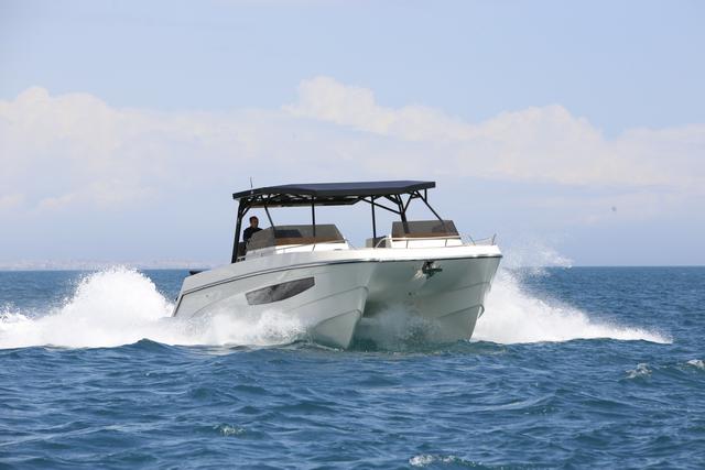 Alexa 37, el catamarán se reinventa